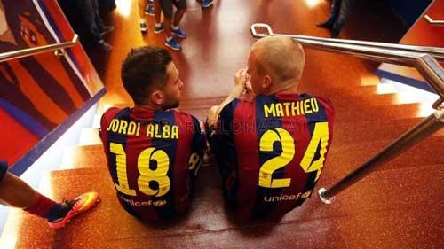 Real: Muốn hạ Barca, hãy điểm vào tử huyệt cánh trái - 1