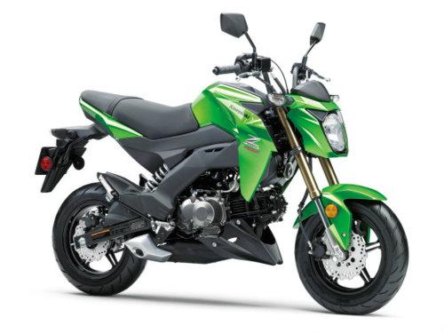 Kawasaki Z125 Pro: đối thủ xứng tầm của Honda Grom - 2