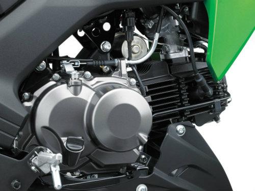 Kawasaki Z125 Pro: đối thủ xứng tầm của Honda Grom - 3