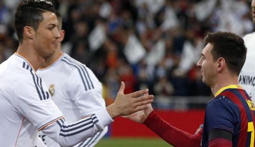Messi vs Ronaldo - 1
