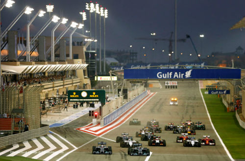 F1 - Bahrain GP: Chiến thuật và những rủi ro - 1
