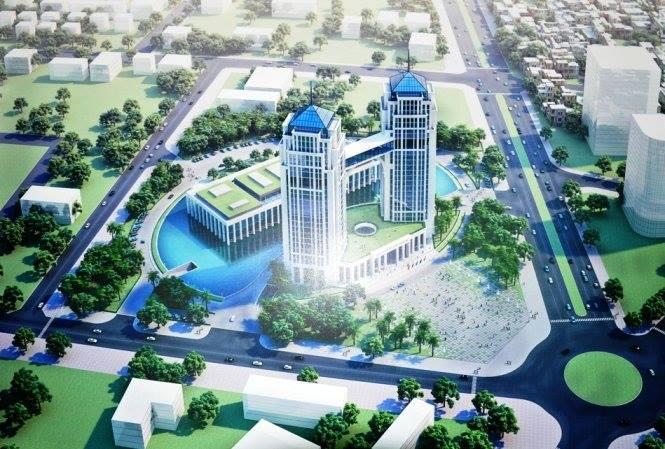 Từ chối đề nghị xây trung tâm hành chính 2000 tỷ ở Nghệ An - 1
