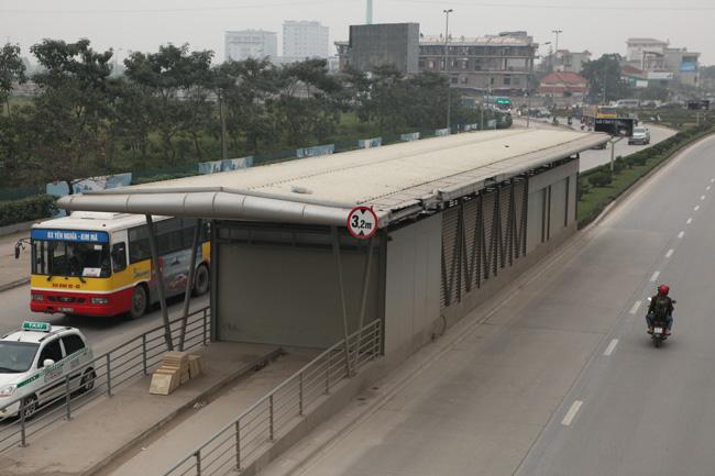 Hà Nội sẽ có 8 tuyến xe buýt nhanh, 7 bến xe mới - 1