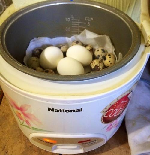 Mách bạn cách luộc trứng không cần nước - 3