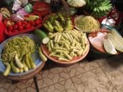 Thị trường - Tiêu dùng - Đà Nẵng phát hiện 7 mẫu măng có chứa cấm nhuộm vải