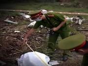 Video An ninh - Xác thiếu nữ lõa thể, cháy đen ven rừng tràm (P.1)