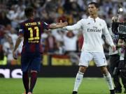 Bóng đá - Đội hình kết hợp Barca-Real: Ronaldo bị ra rìa