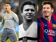 Bóng đá - Vĩ đại nhất World Cup: CR7 vượt Messi, thua Puskas