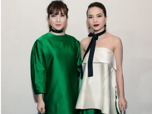 Phong độ mặc đẹp ngày càng ổn định của nghệ sĩ Việt