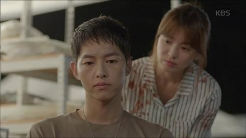Song Joong Ki Hau due mat troi - 1
