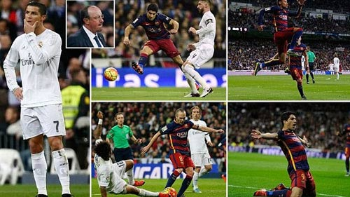 barca vs real 2016 - 2