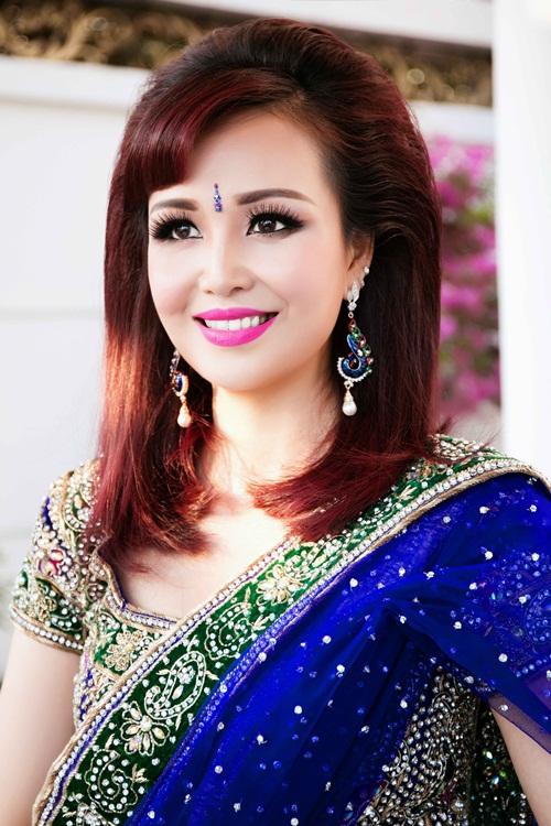 Hoa hậu Việt Nam 1990 tái xuất ấn tượng ở tuổi 47 - 2