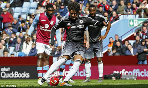 Video Aston Villa vs Chelsea - 1