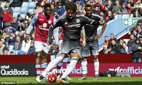 Video Aston Villa vs Chelsea - 1