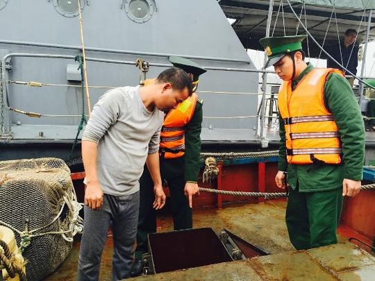 Bắt tàu Trung Quốc xâm phạm chủ quyền biển Việt Nam - 3