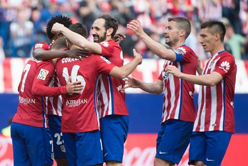 Atletico Madrid - Betis: An tâm ngồi xem El Clasico - 1