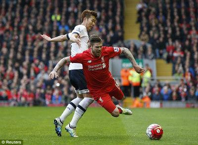 Chi tiết Liverpool - Tottenham: Quyết tâm là chưa đủ (KT) - 3