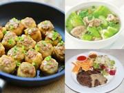 Ẩm thực - Cuối tuần vào bếp với món ngon Âu - Á