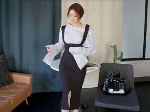 Thử mặc chân váy dài đi làm một lần, bạn chắc chắn sẽ yêu!