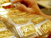 Tài chính - Bất động sản - Giá vàng trong nước và thế giới 'rủ nhau' giảm