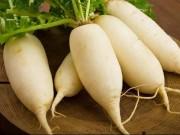Sức khỏe đời sống - 7 công dụng ít biết của củ cải