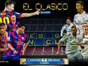 Bóng đá - Chi tiết Barca - Real Madrid: Tỏa sáng đúng lúc (KT)