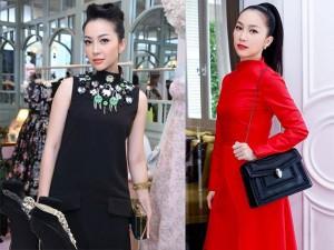 """Thời trang - Linh Nga: """"Chi tiền mua hàng hiệu là phung phí"""""""