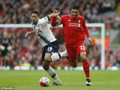 Chi tiết Liverpool - Tottenham: Quyết tâm là chưa đủ (KT) - 4