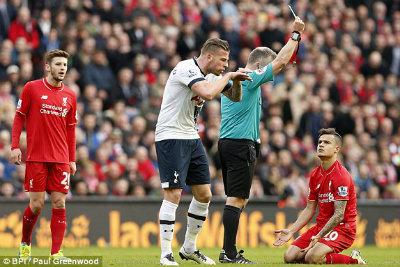 Chi tiết Liverpool - Tottenham: Quyết tâm là chưa đủ (KT) - 5