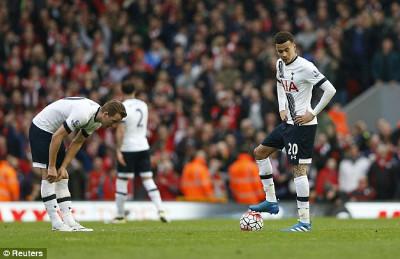 Chi tiết Liverpool - Tottenham: Quyết tâm là chưa đủ (KT) - 7