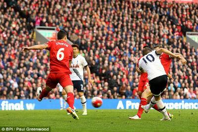 Chi tiết Liverpool - Tottenham: Quyết tâm là chưa đủ (KT) - 8