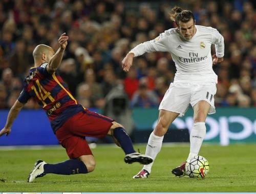 """Điểm nhấn El Clasico: Ronaldo lộ """"ảnh nóng"""" - 9"""