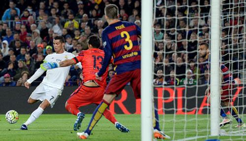 Barca - Real Madrid: Khoảnh khắc vàng của siêu sao - 2