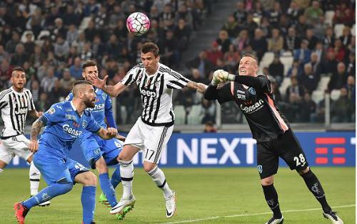 Juventus - Empoli: Thời điểm khác biệt - 1