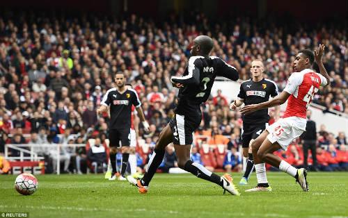 """HLV Wenger: """"Niềm tin giờ rất quan trọng với Arsenal"""" - 1"""