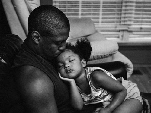 Khoảnh khắc tuyệt đẹp của cha và con - 6