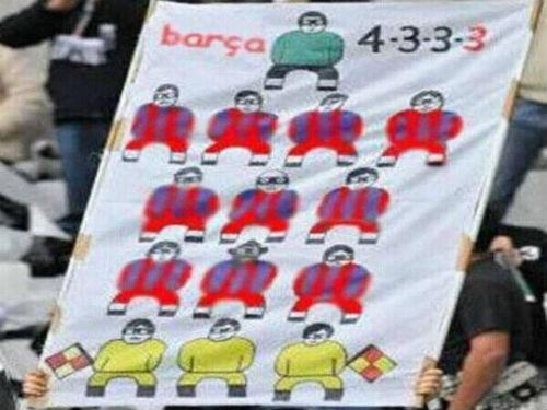 """""""Tiếng còi méo"""" khiến fan Barca và Real khó chịu - 1"""
