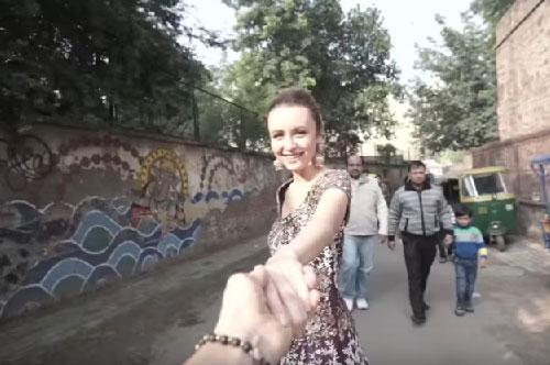 """Cặp đôi """"Nắm tay em đi khắp thế gian"""" tung clip hậu trường ấn tượng - 4"""