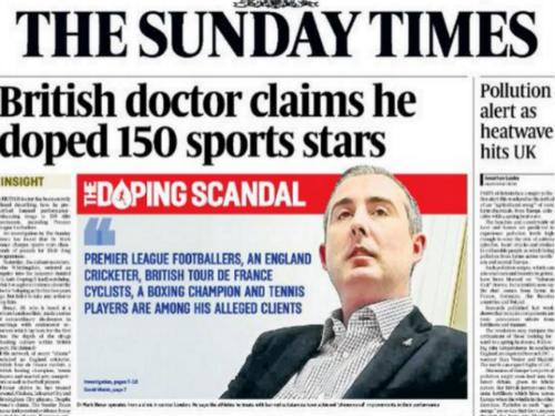 Arsenal và Chelsea lên tiếng vụ dính líu doping - 2