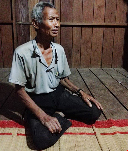 Ký sự rừng sâu: Già làng thời @ xử kiện - 1