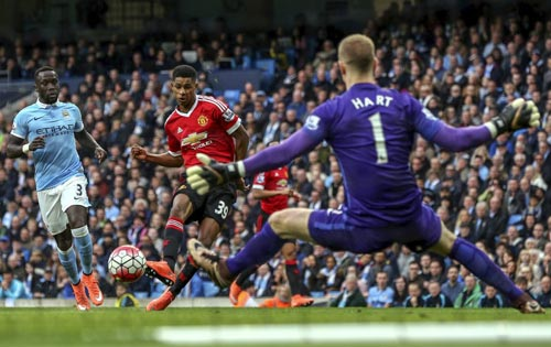 MU – Everton: Bám sát cuộc đua tốp 4 - 1