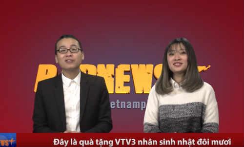 Nhớ lại tuổi thơ với clip điểm loạt chương trình VTV3 - 1