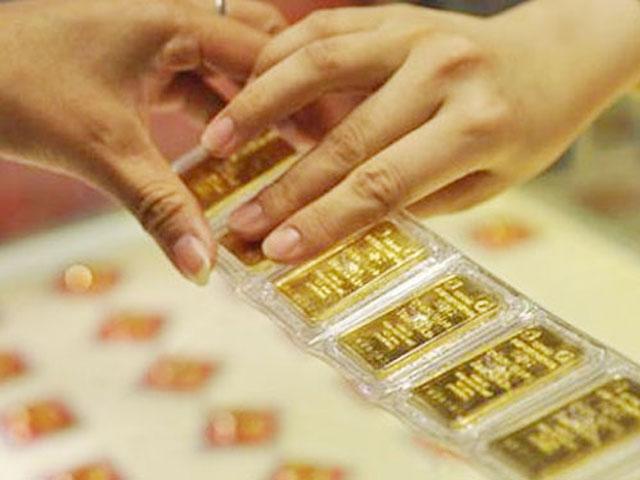 Giá vàng hôm nay (3/4): Giá vàng SJC giao dịch ở mức thấp - 1