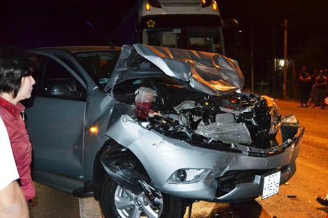 """Đua xe, một người tử vong, ba xe hơi bị """"vạ lây"""" - 1"""