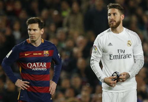 """Messi ngày càng """"mất hút"""" ở Siêu kinh điển - 1"""