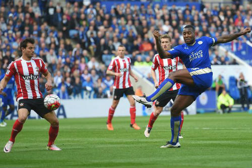 Leicester City vs southampton - 1