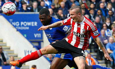 Leicester city vs Southampton - 3
