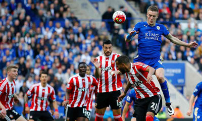 Chi tiết Leicester City - Southampton: Kịch bản quen thuộc (KT) - 7