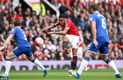 MU vs Everton - 4