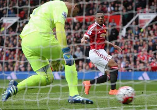 Video MU vs Everton - 1